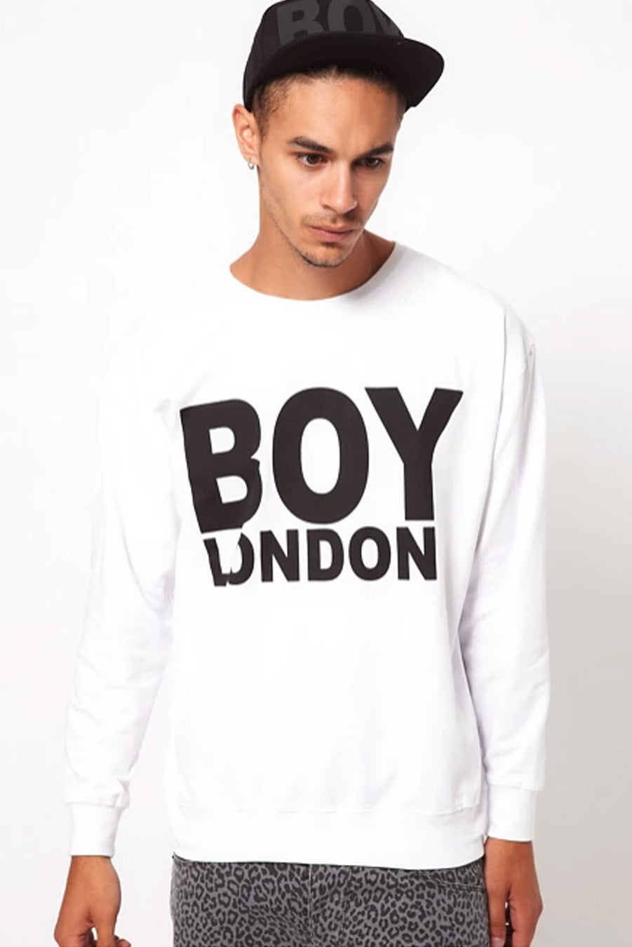 Boy London Sweat (W)
