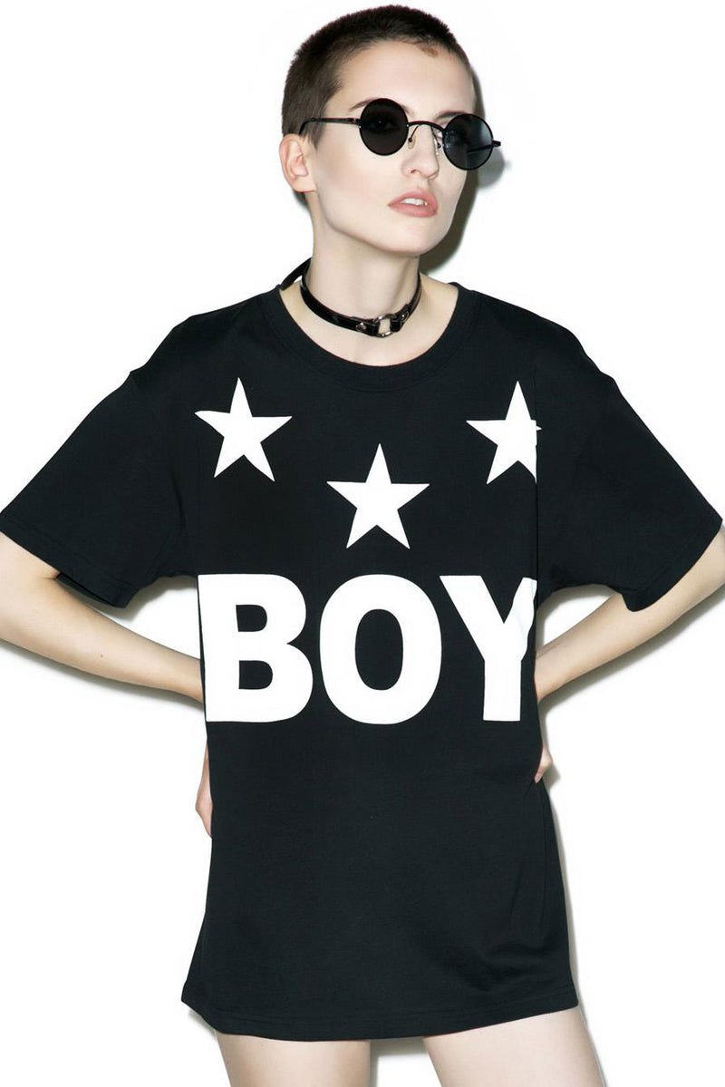Boy Tri-Star T-shirt (B)
