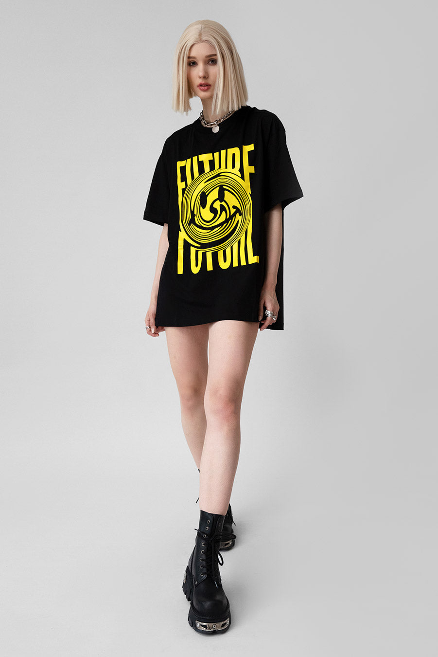 FTR SMILEY Tshirt
