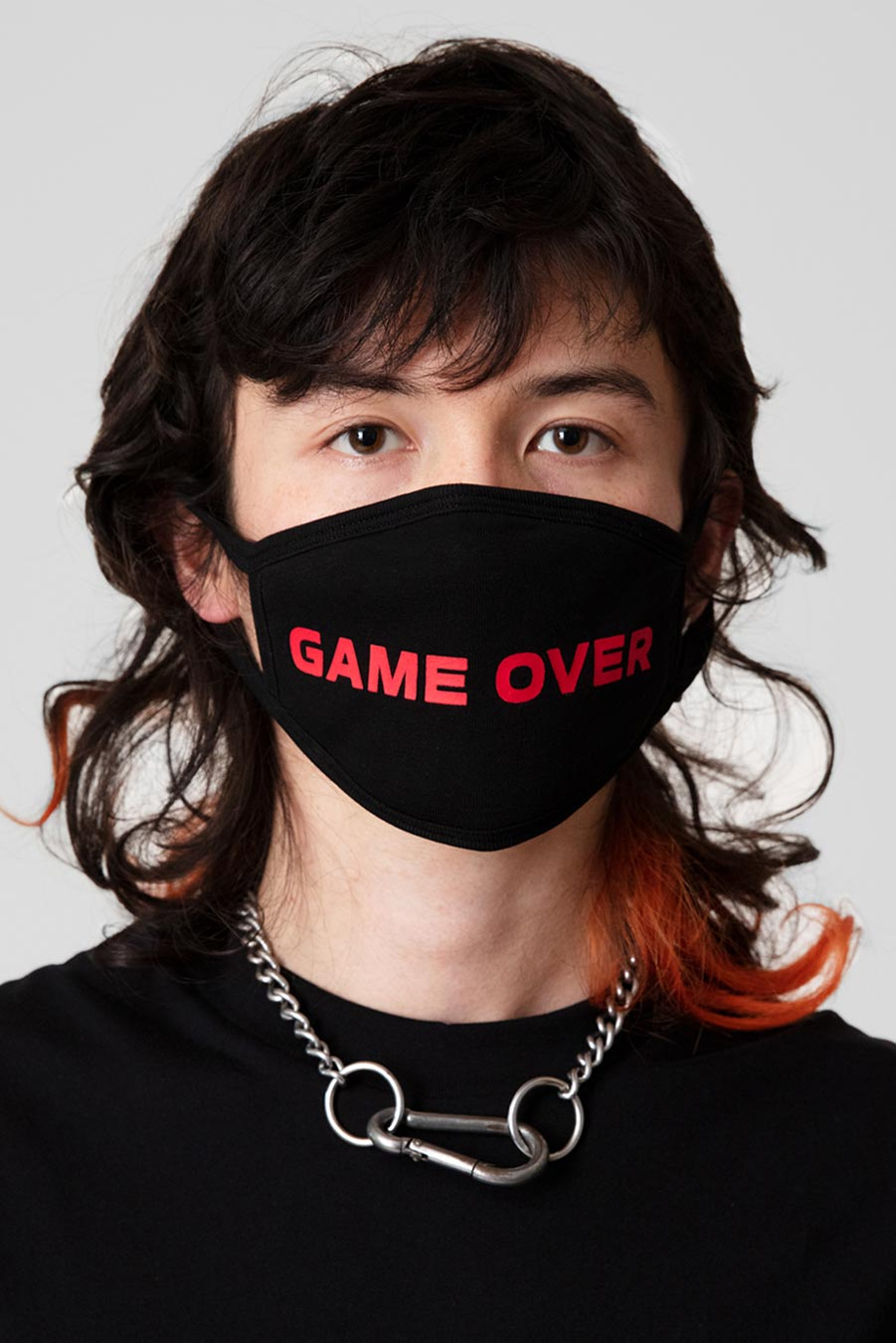 Game Over Face Mask - Unisex