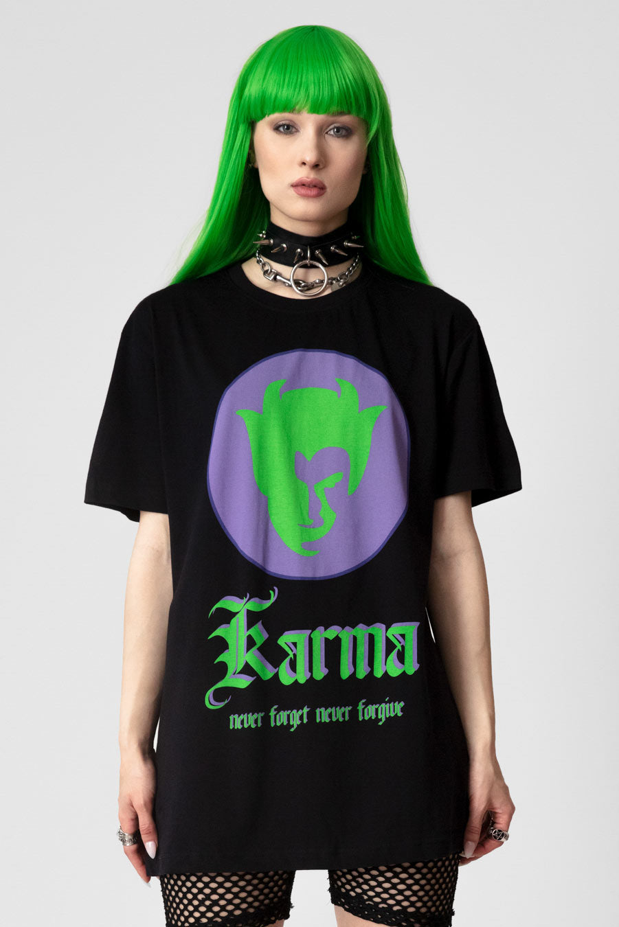 Karma (Green/Purple)