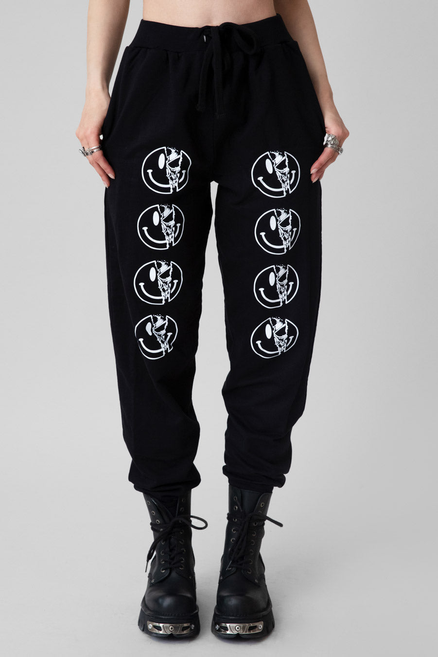 Killer Smiley Joggers