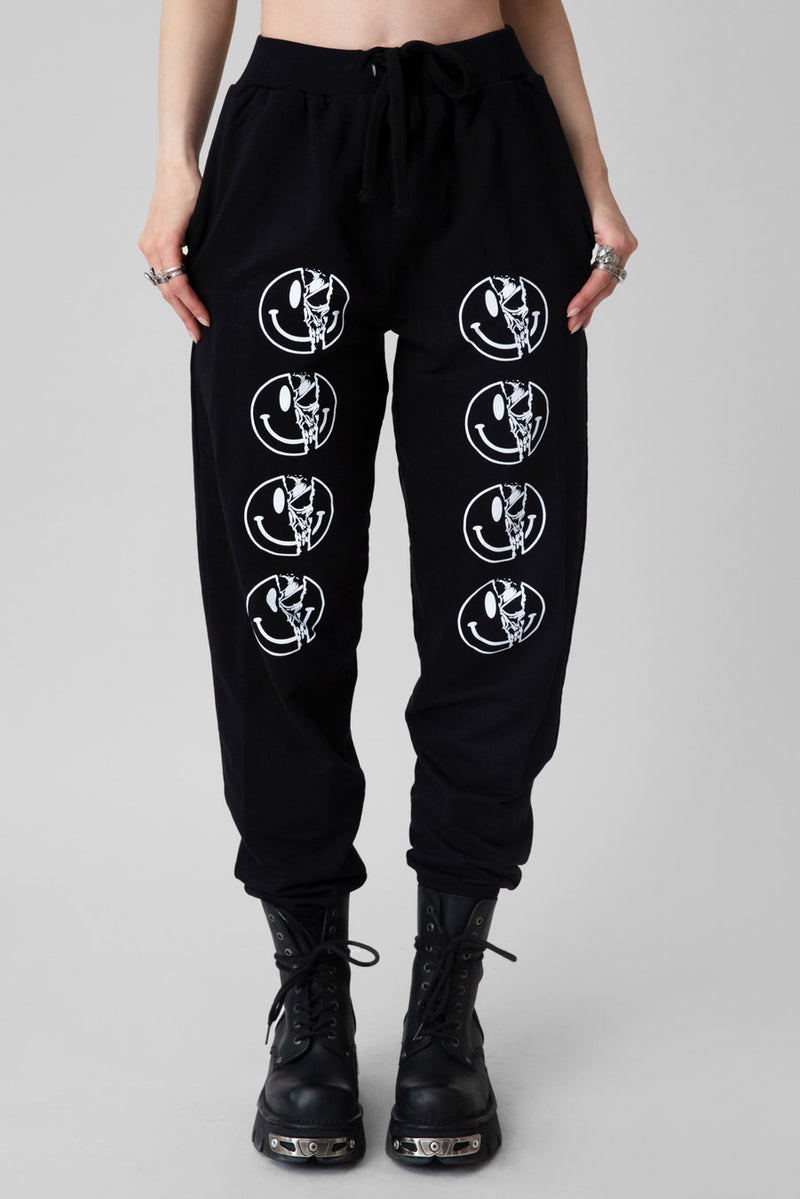 Killer Smiley Joggers (B)