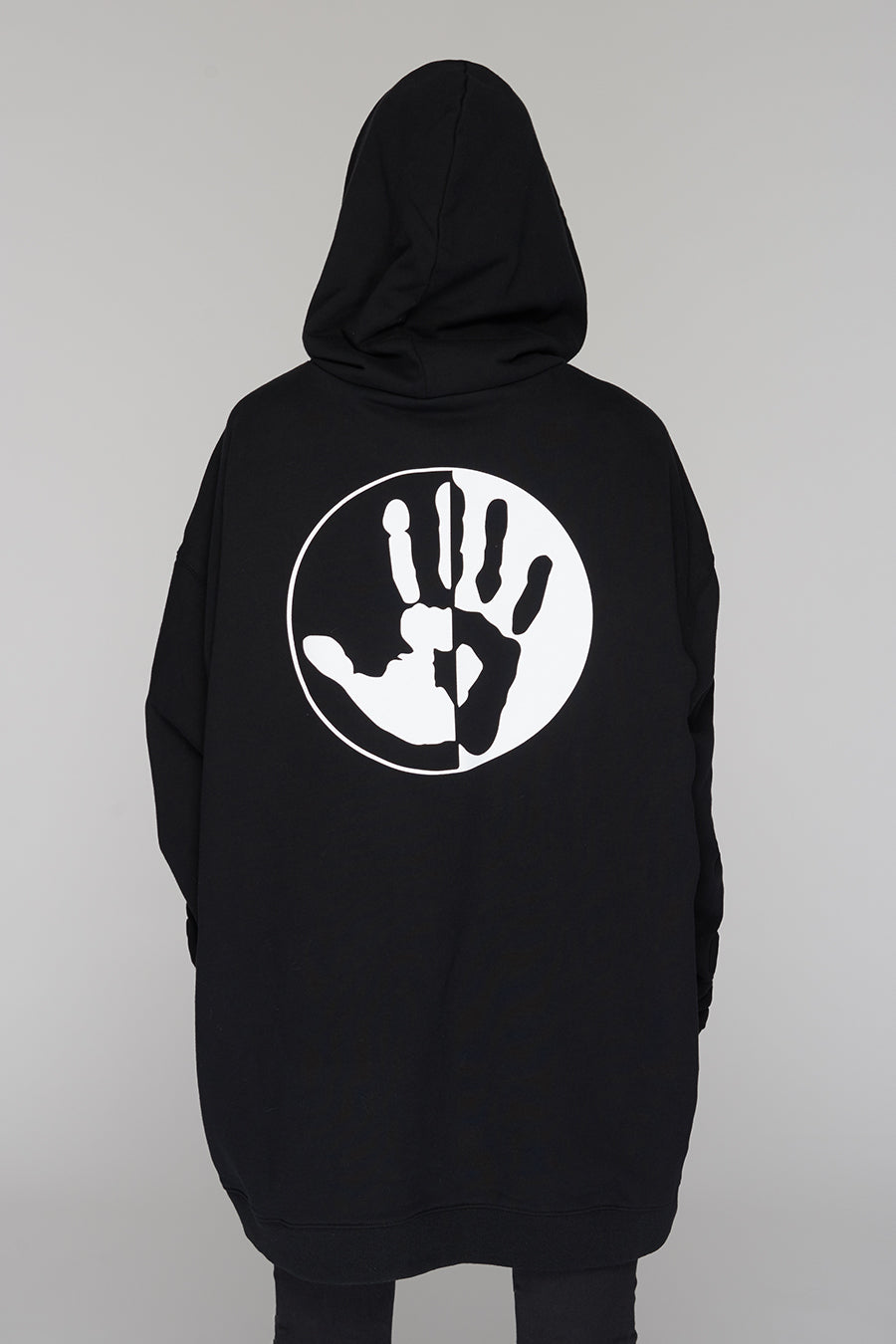 Long Clothing By Any Means Logo Hoody 3