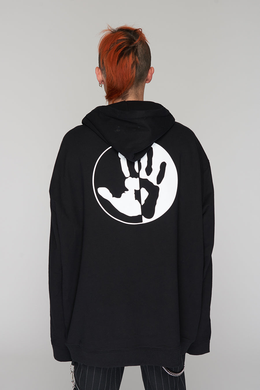 Long Clothing By Any Means Logo Hoody 4
