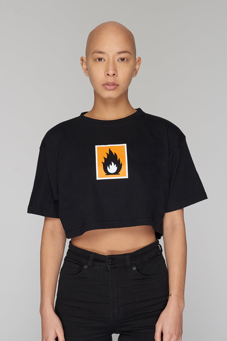 Long Clothing Highly Flammable Crop 2