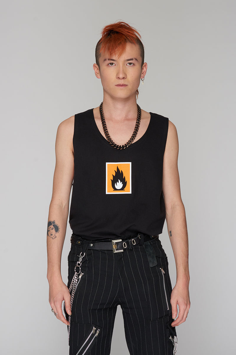 Long Clothing Highly Flammable Vest 5