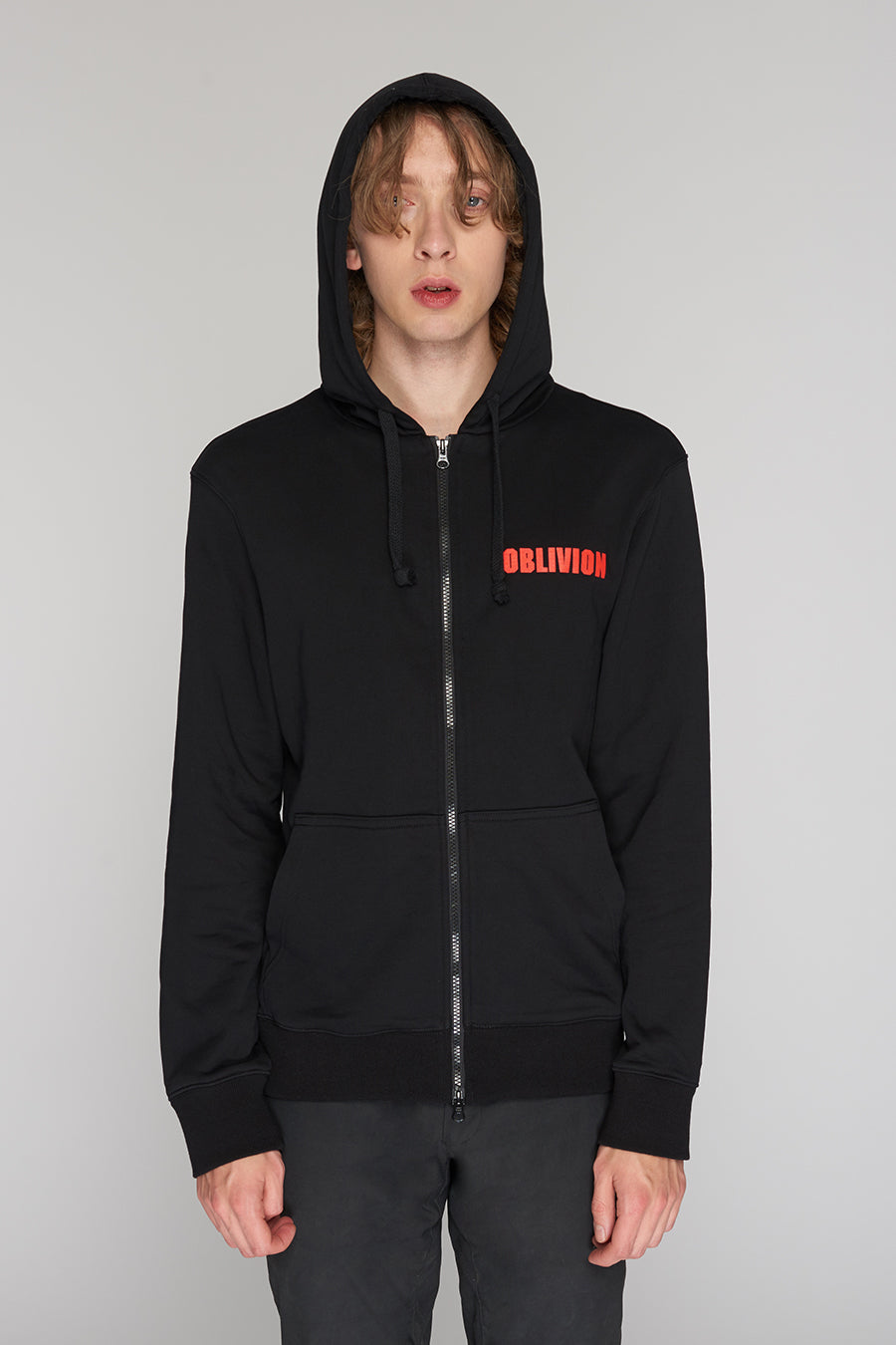 Long Clothing Oblivion Zip Top 3
