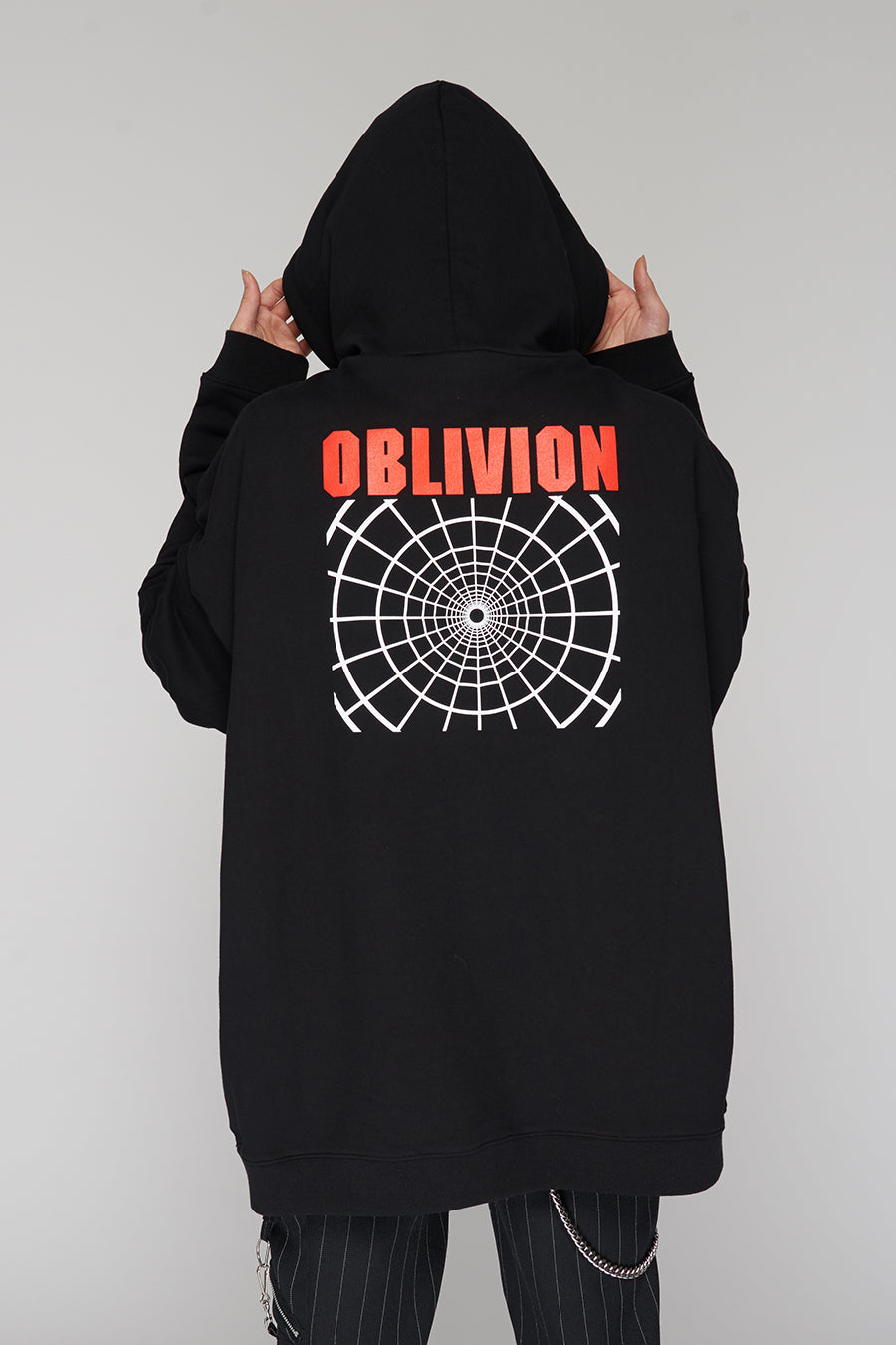 Long Clothing Oblivion Zip Top 4