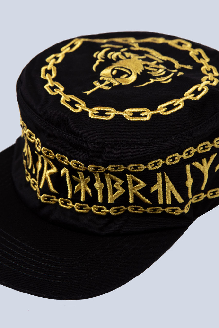 Mishka 2.0 Death Adder Chain Painter Cap