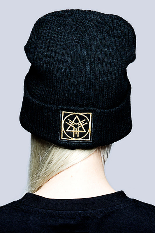 Mishka 2.0 Death Adder Chain Beanie