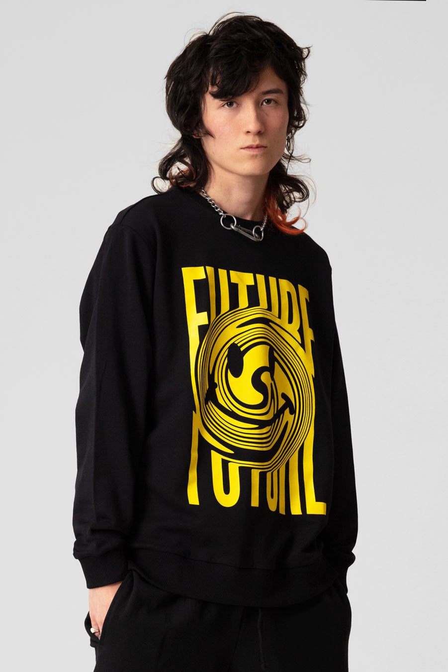 FTR SMILEY Sweatshirt