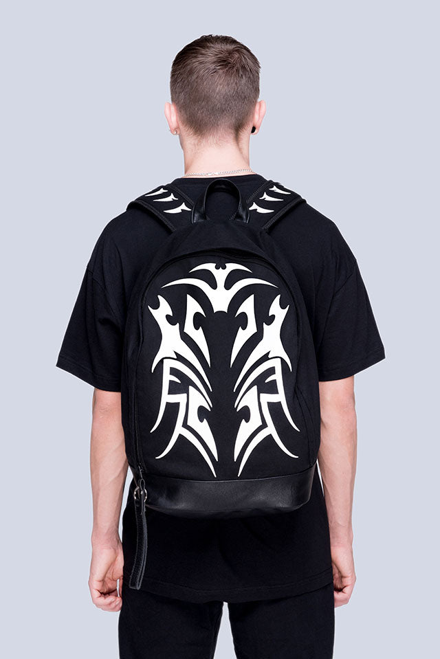 Tribal Backpack-0