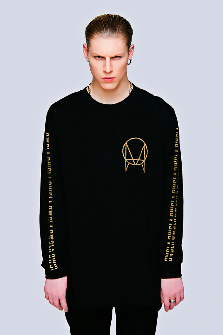 Owsla Long Sleeve (Gold)-1471