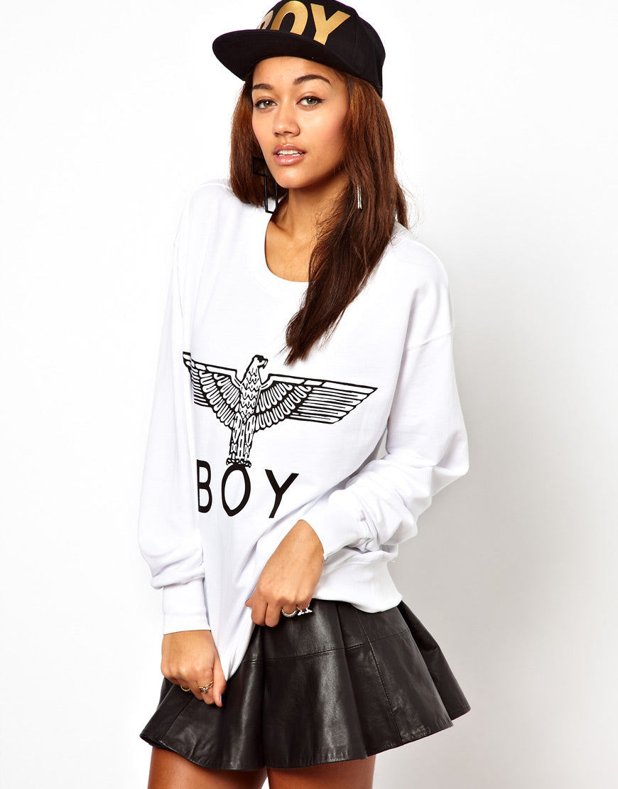 Boy Eagle Sweat (W)