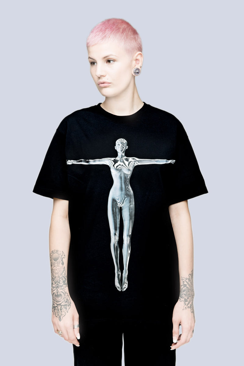 Long x Pussykrew Elevate TShirt-3058