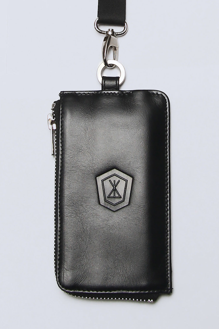 Long x Immense Leather I Phone Case-0