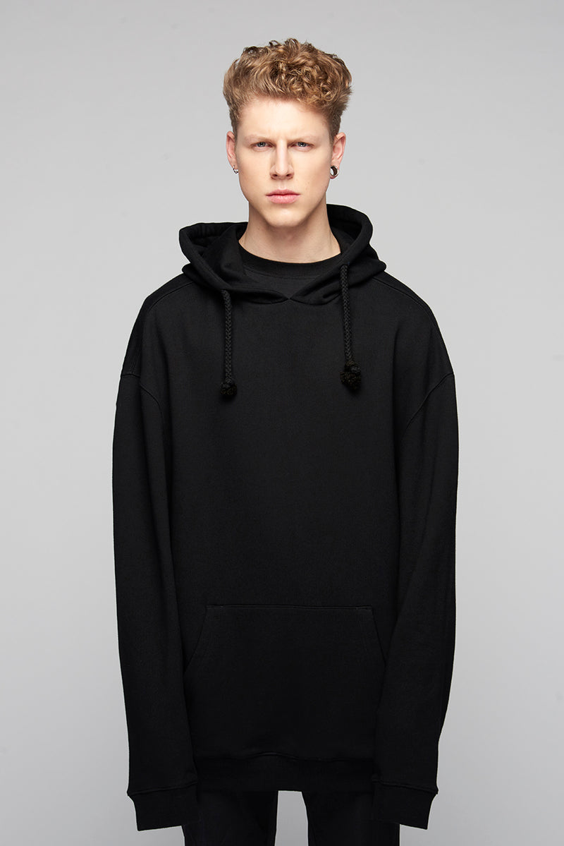 Lux Oversize Hooded Sweat -3984