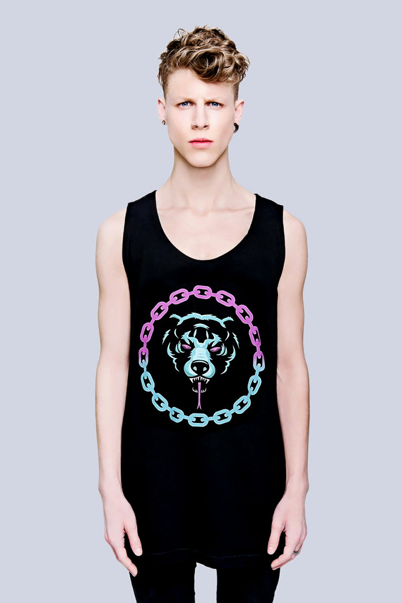 Mishka 2.0 Death Adder Chain Vest (B)-0