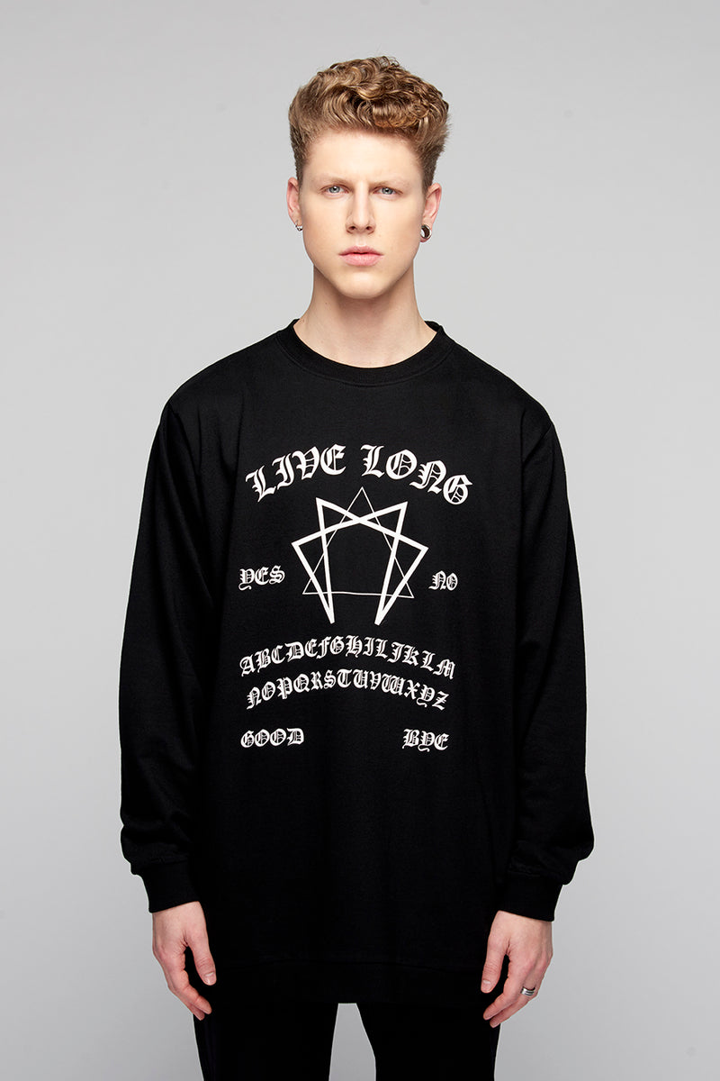 Ouija Pocket Sweat (B)-0