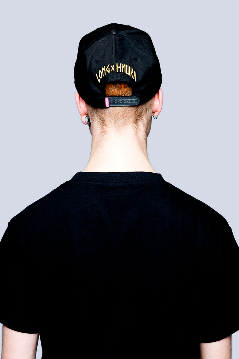 Mishka 2.0 Death Adder Chain Snap Back-3821
