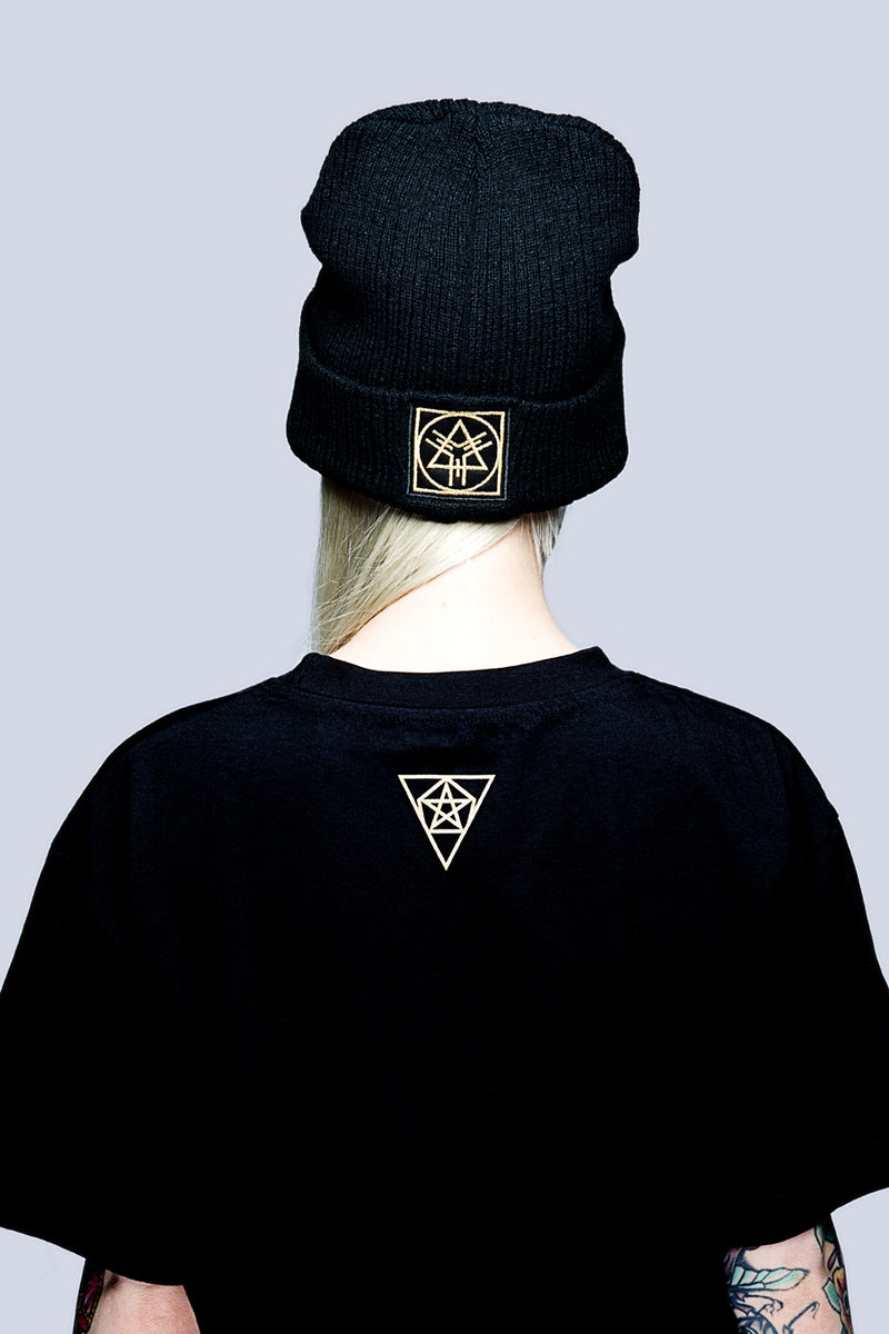 Mishka 2.0 Death Adder Chain Beanie-3426