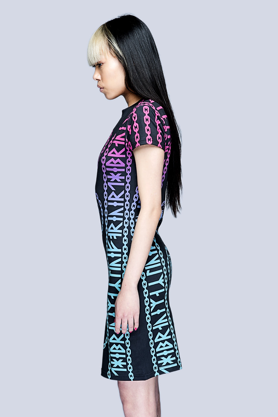 Mishka 2.0 Death Adder Chain Dress-3367