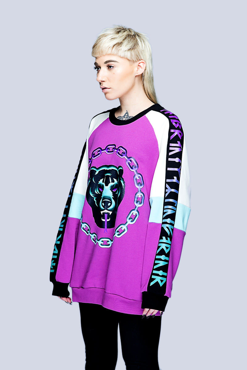 Mishka 2.0 Death Adder Chain Sweat-3396