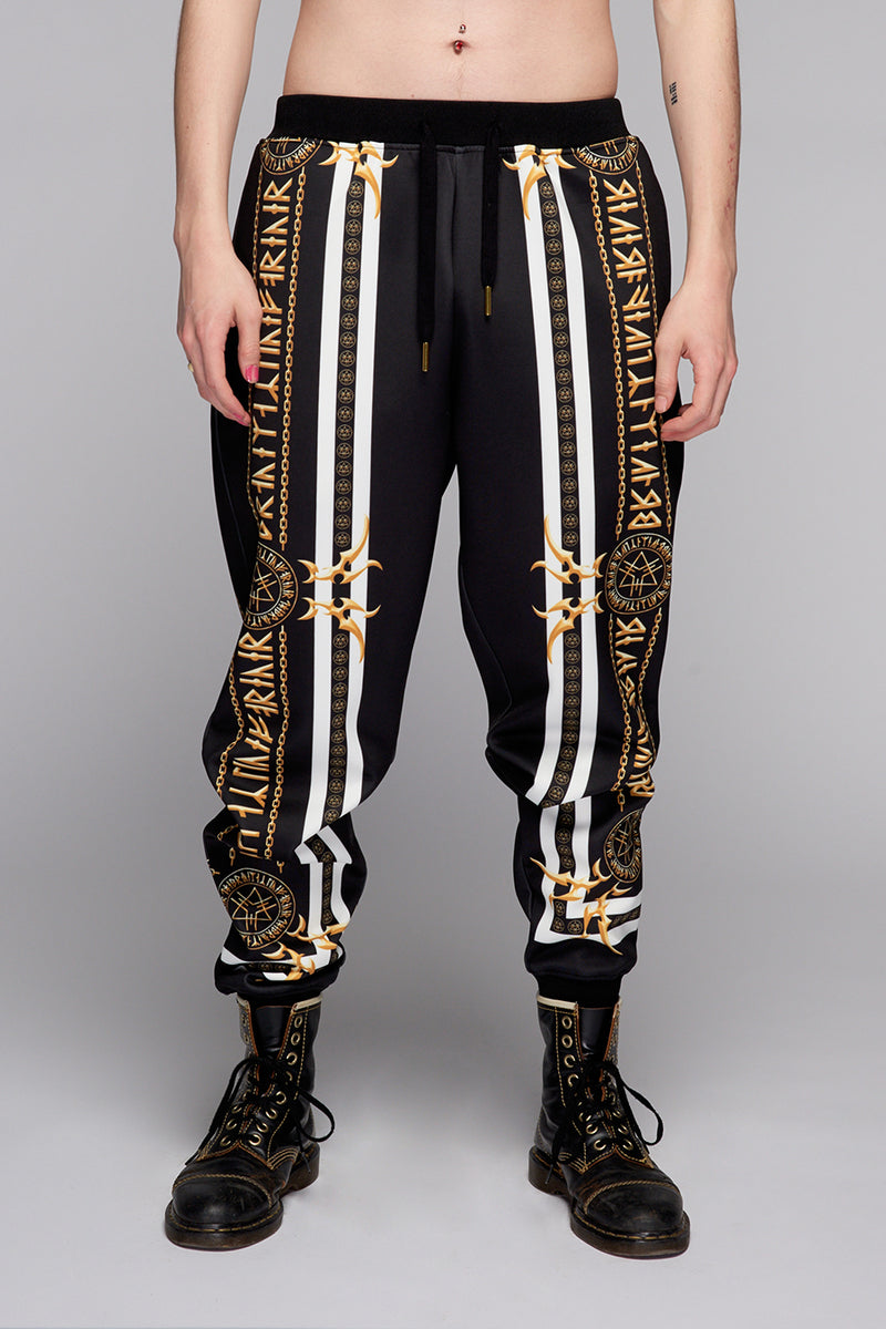 Stay Gold Joggers Loose Fit-0