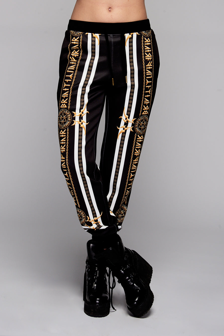 Stay Gold Joggers Slim Fit-0