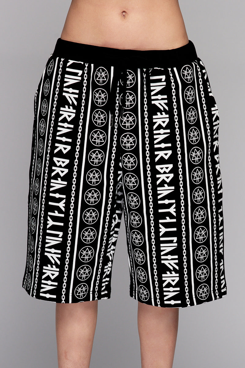 Rune Repeat Shorts-0