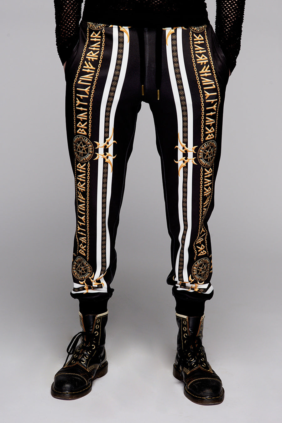 Stay Gold Joggers Slim Fit-4052
