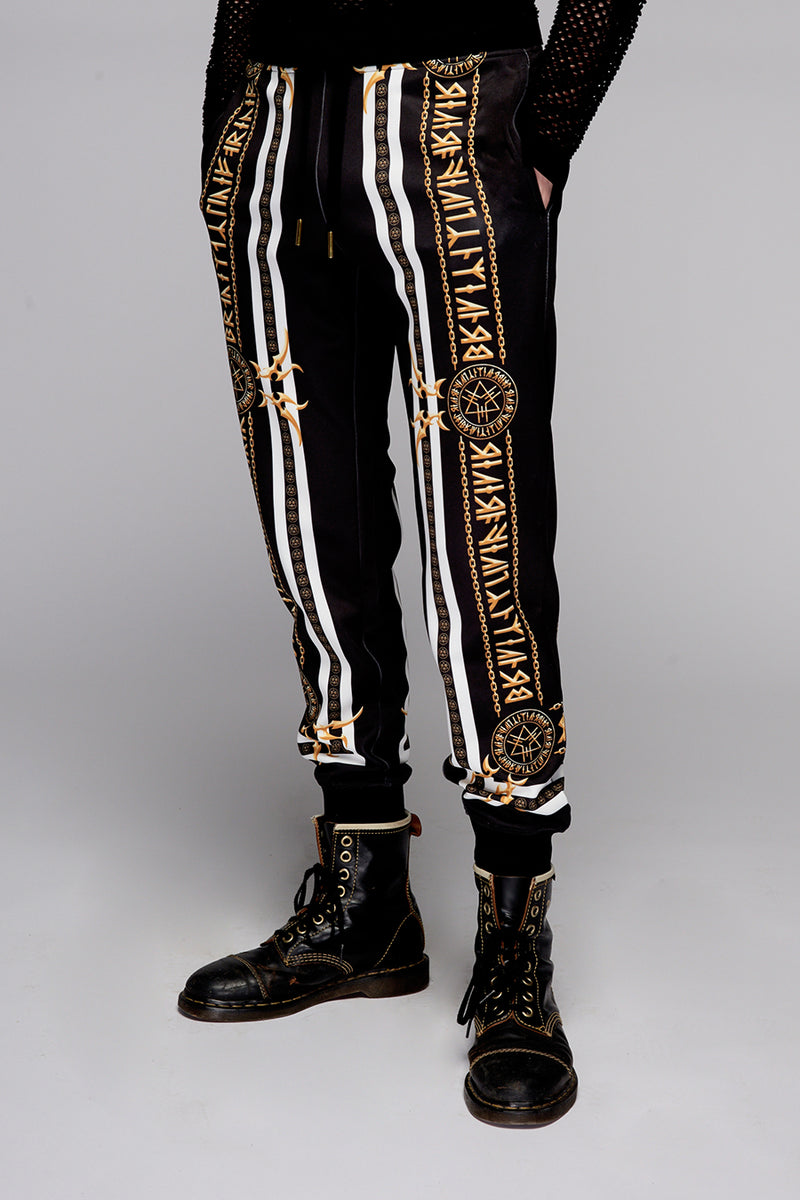 Stay Gold Joggers Slim Fit-4054
