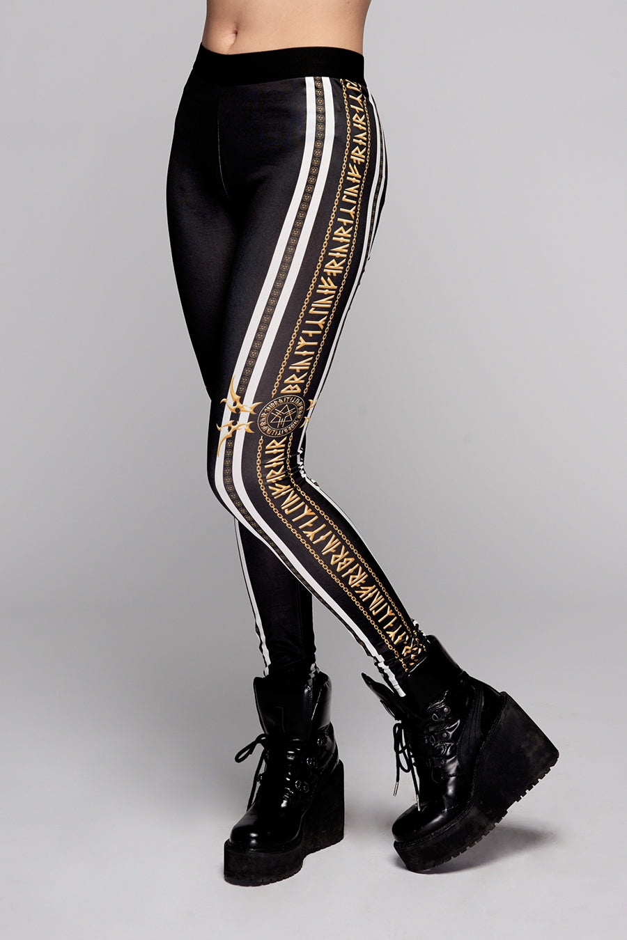 Stay Gold Leggings-0