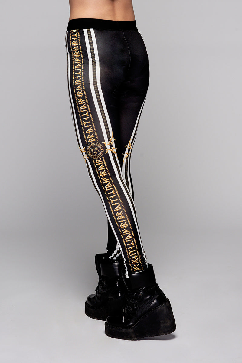 Stay Gold Leggings-4045