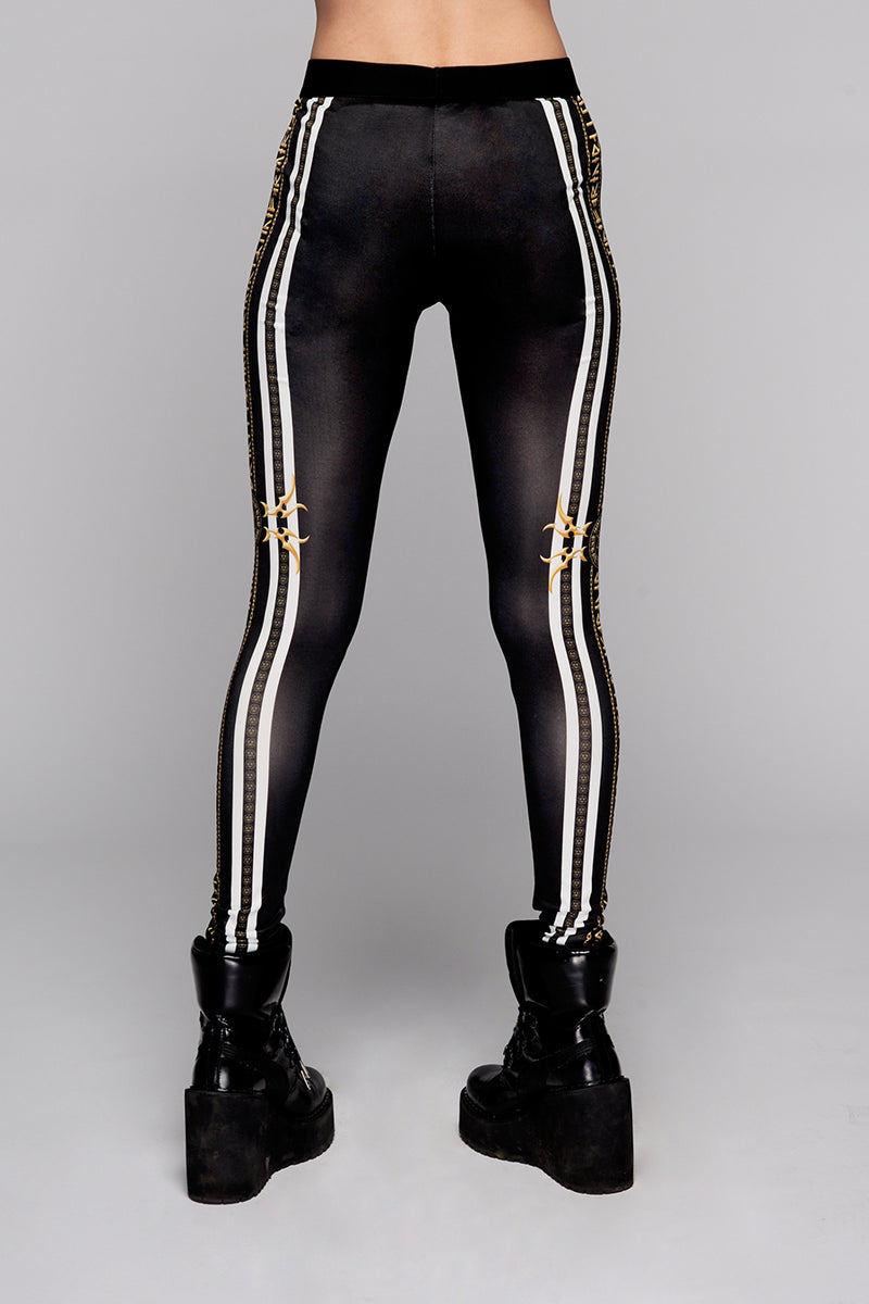 Stay Gold Leggings-4047