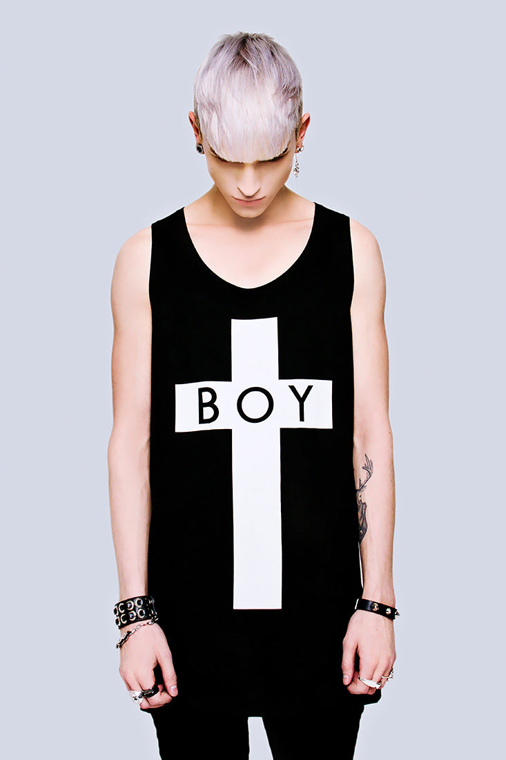 BOY Cross Vest -0