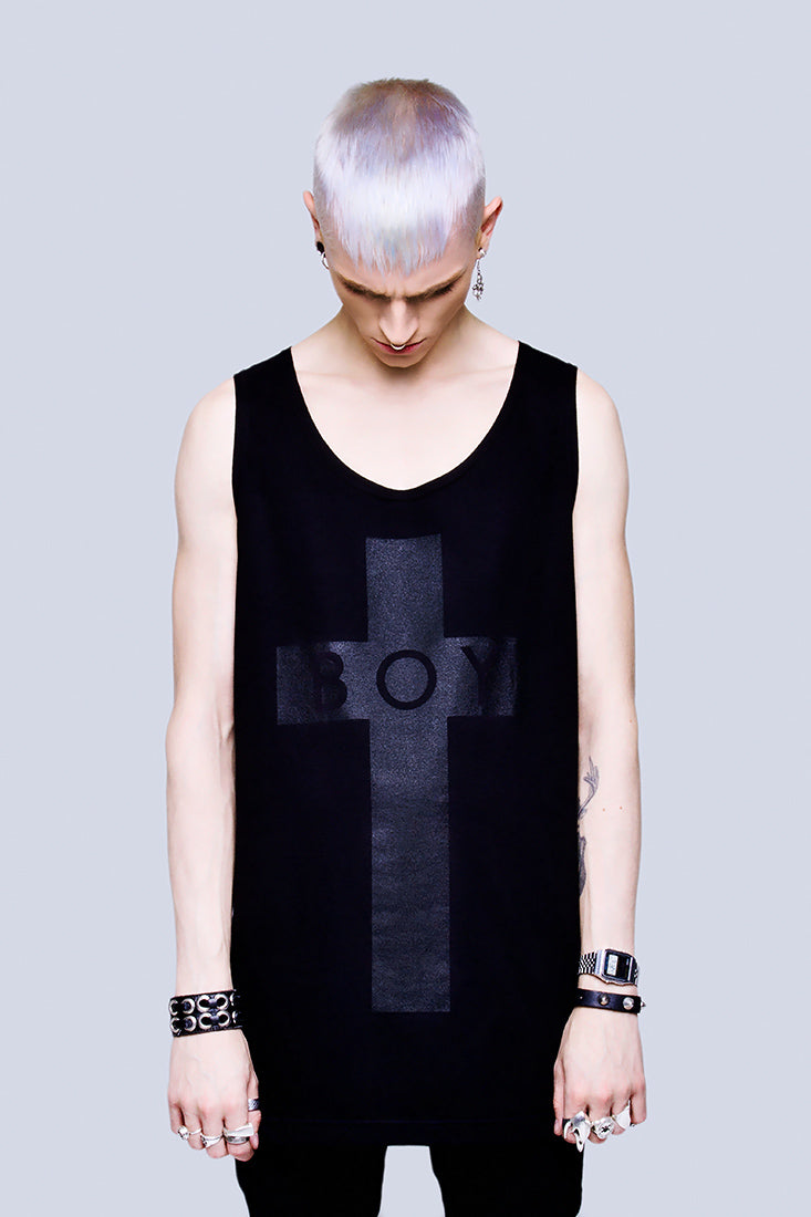 BOY Cross Vest (B,B) -0