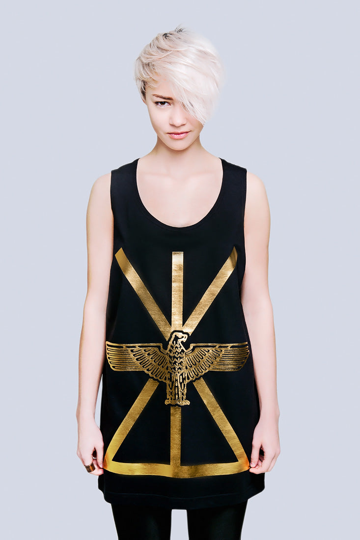 BOY Union Vest (Gold) -1852