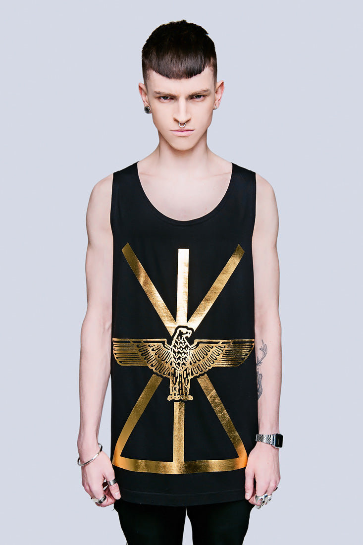 BOY Union Vest (Gold) -0