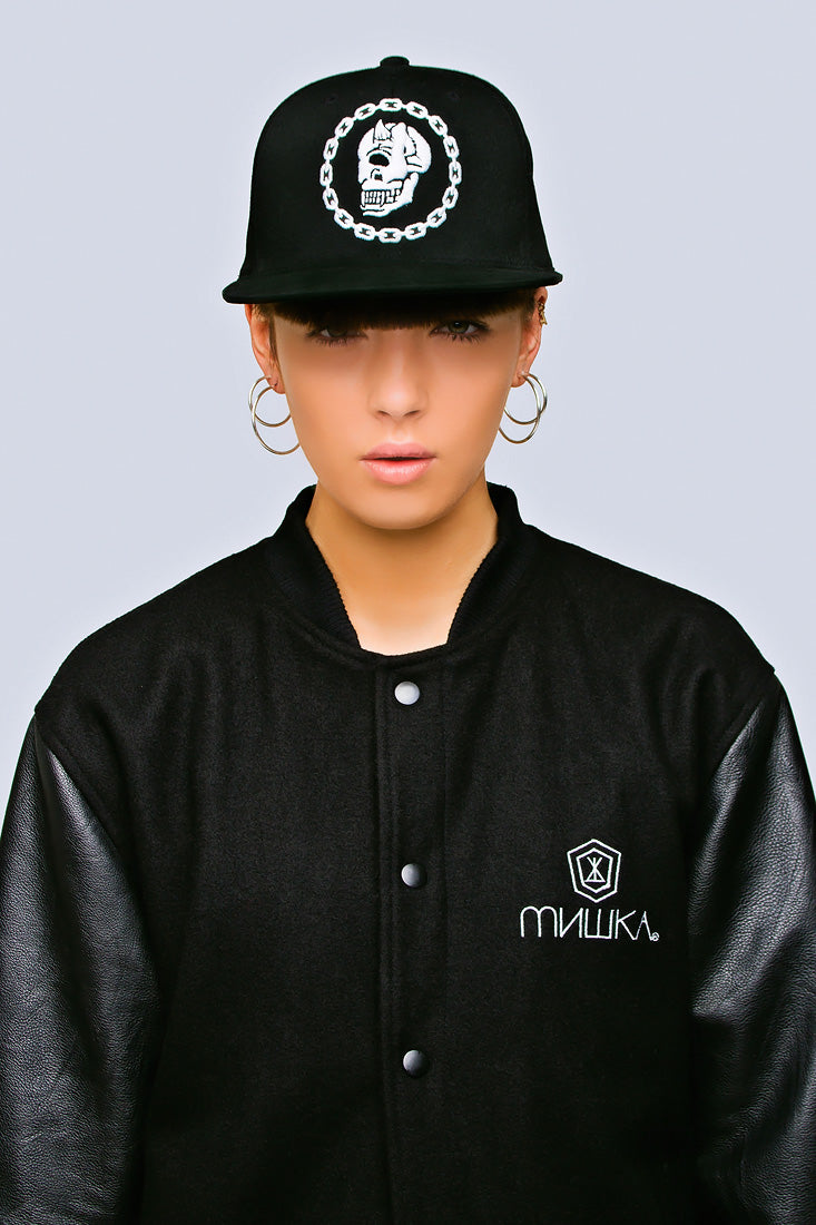 Mishka Chain Snap Back-2029