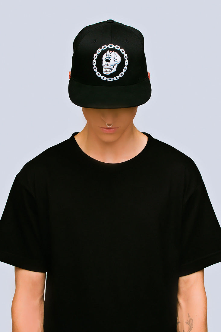 Mishka Chain Snap Back-0