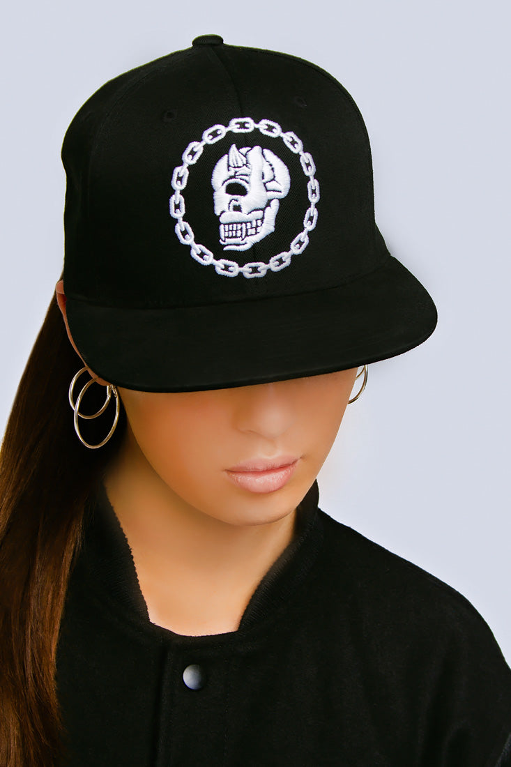 Mishka Chain Snap Back-2032