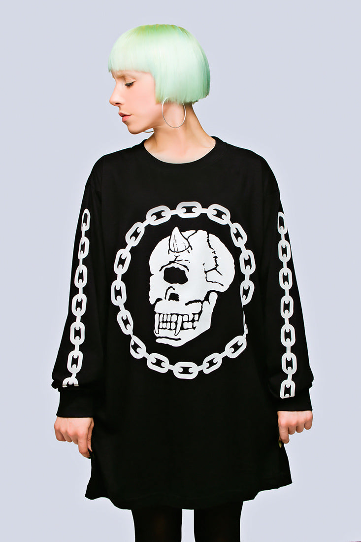 Mishka Chain Long Sleeve-2038