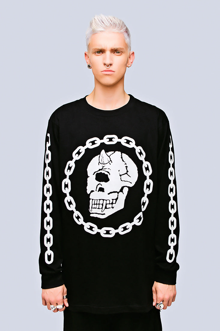 Mishka Chain Long Sleeve-0