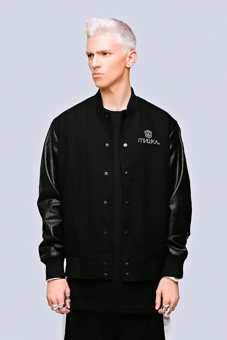 Keep Watch Varsity Jacket-2061