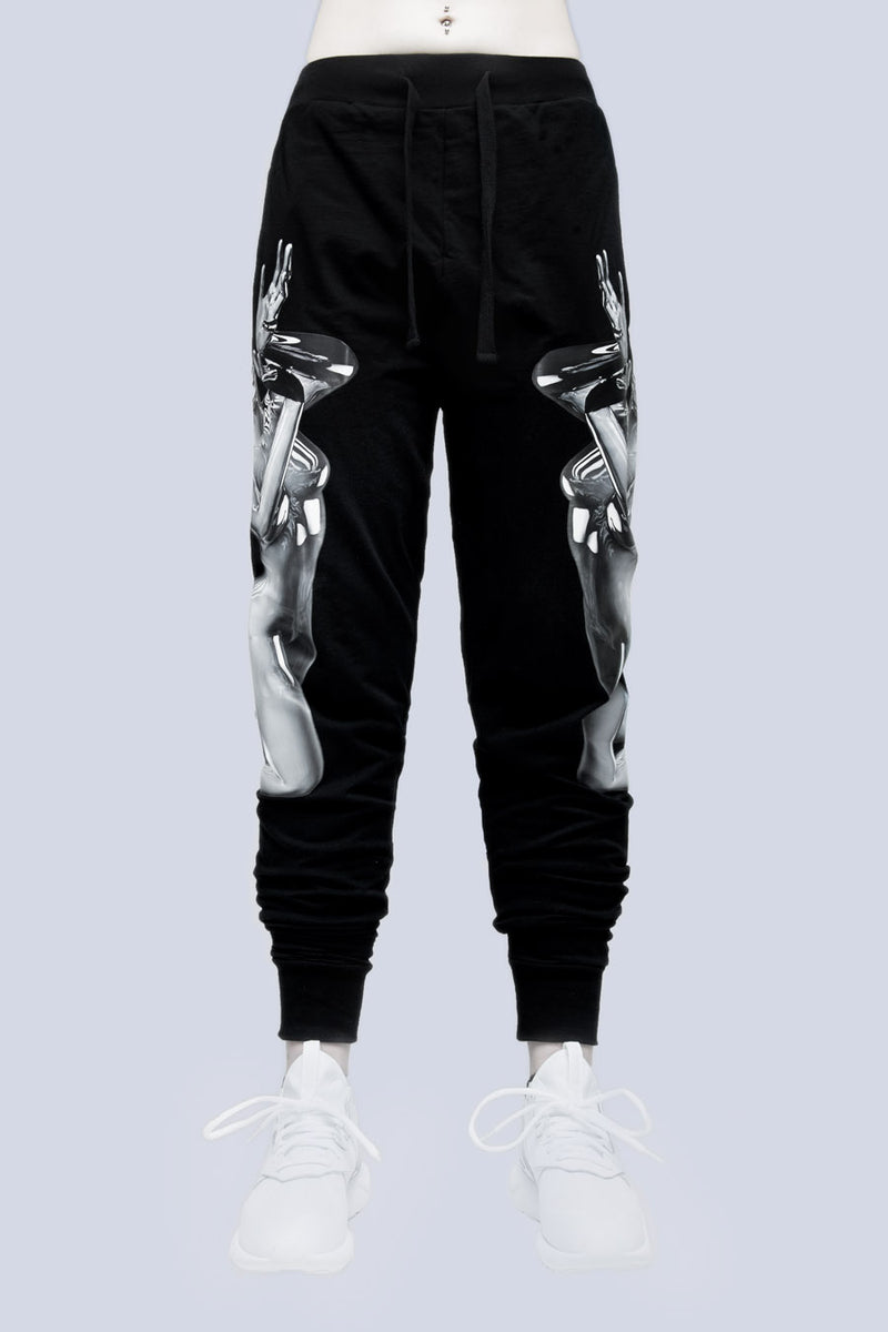 Long x Pussykrew Joggers-3020
