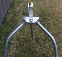 Pro Series Snowmaker with Tripod Stand