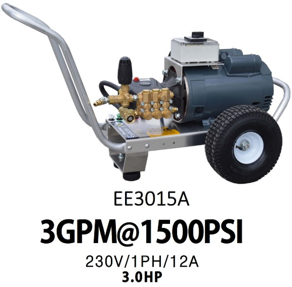 ee3015a pressure washer, industrial electric pressure washer