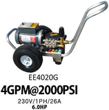 ee4020g pressure washer, commercial electric pressure washer, electric pressure washers